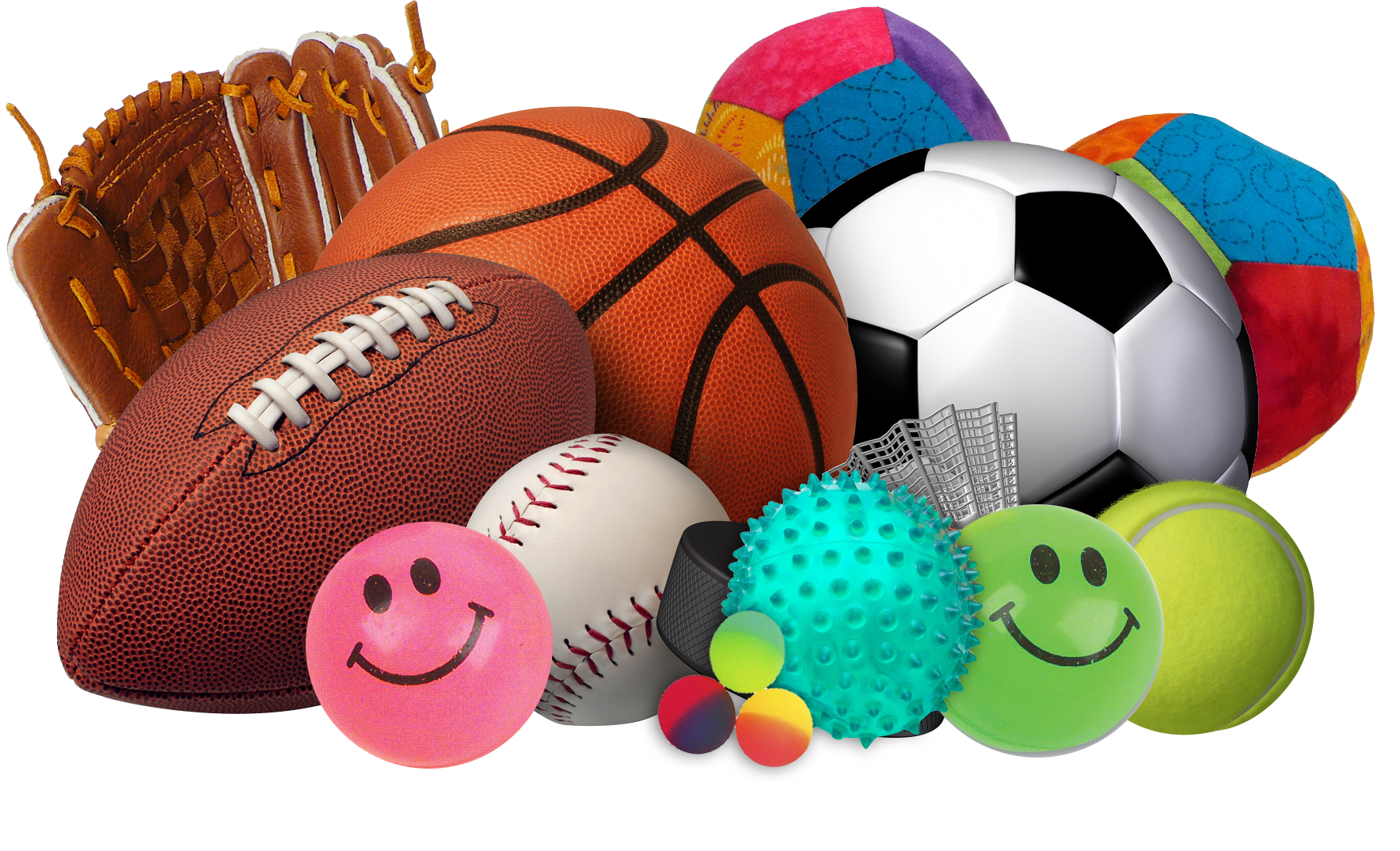 Image result for png images of kids sports balls